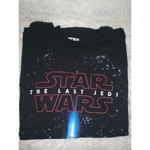 🎃Boys XL Star wars tshirt